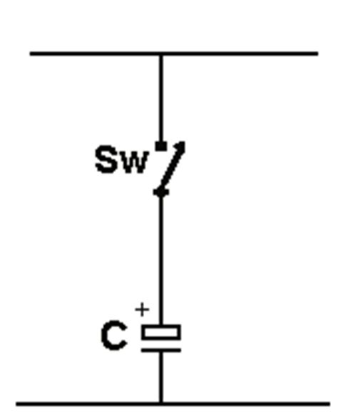 energy reservoir capacitor how a diode works