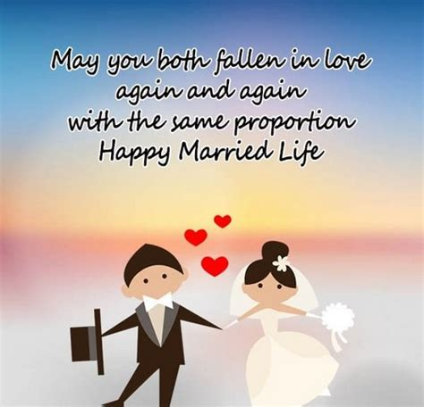happy married life wishes wishesgreeting