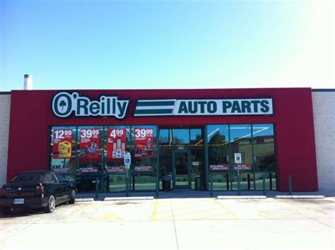 o reilly auto parts auto parts supplies tower grove