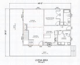 Country Cabin Floor Plans by Small Country Cabin House Plan Cabin With Walkout