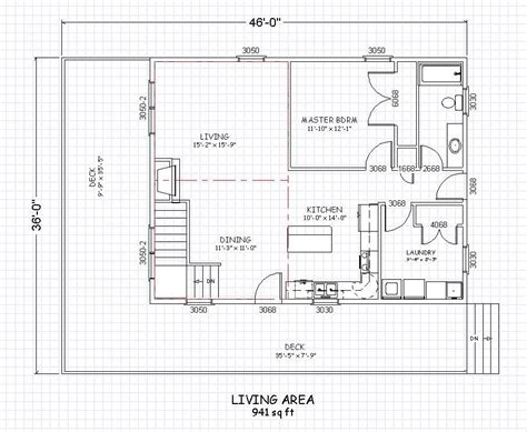 Small House Floor Plans With Basement by High Quality Small Cabin Home Plans 11 Small Cabin Floor
