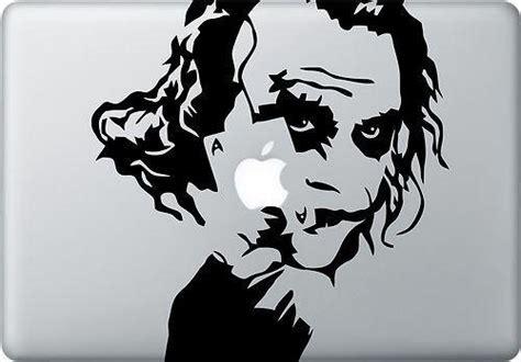 Tokomonster Decal Sticker Joker Macbook Pro Air 1 joker a macbook stickers macbook pro from miracledecal on etsy