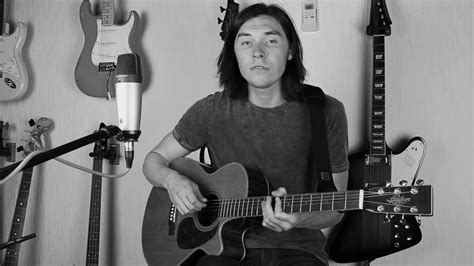 thrice acoustic thrice hurricane acoustic cover with tab youtube