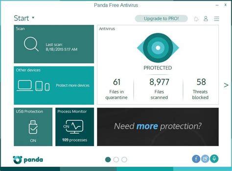 Anti Virus Panda panda free antivirus 2016 review rating pcmag