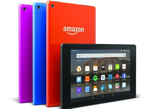 amazon tablet amazon new fire hd tablets business insider
