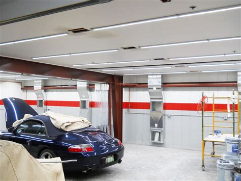 Installing Garage Lights by Indak Led Led Light Bar Fixture