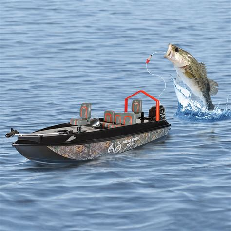 rc boats on water remote control fish catching boat the green head