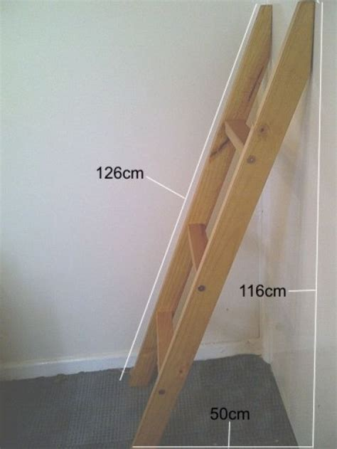 How To Make A Bunk Bed Ladder Bunk Bed Ladder Only For Sale Gambrel Barn Plans With Loft