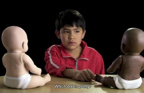 black doll organization children in mexico subject to racism and self