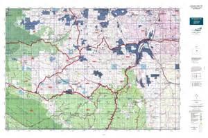 colorado gmu 461 map mytopo
