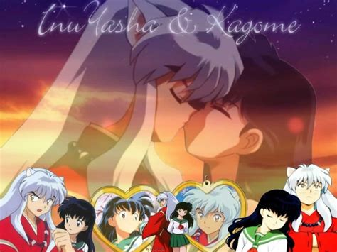 Anime Kiss Recommended Recommended Anime S And Manga S Images Inuyasha And Kagome