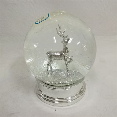 high quality resin europe snow globe photo snow water