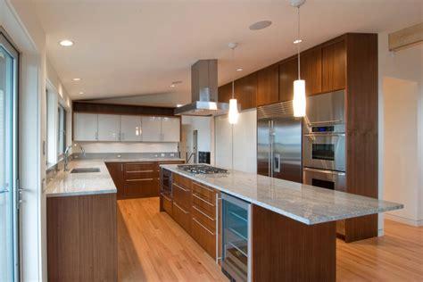 skinny kitchen island build llc innis arden residence