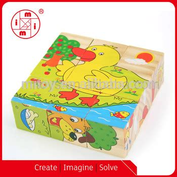 3d Puzzle Duck By Bimbozone wooden blocks 3d jigsaw puzzle duck buy wooden puzzle