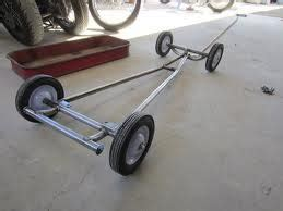 Auto Weber Roding by Low Rider Radio Flyer Frame Rat Rod Wagons Pinterest