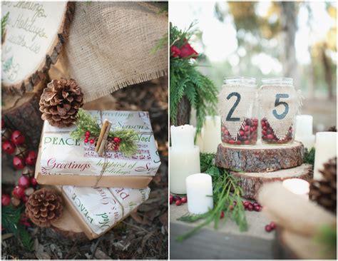 Rustic Wedding Decor Ideas by Winter Rustic Wedding Ideas Rustic Wedding Chic