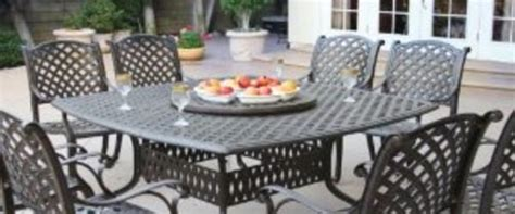 Outdoor Patio Dining Sets On Sale Best Cast Aluminum Outdoor Patio Dining Sets For 8 On Sale