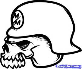 Metal Mulisha Coloring Pages how to draw metal mulisha metal mulisha skull step by