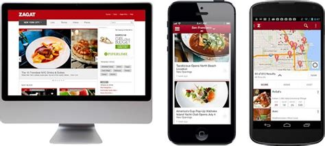zagat for android debuts new zagat app for android and ios redesigned website