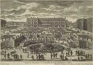 Attic Floor Plan file adam perelle view of versailles garden facade