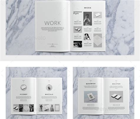 21 Great Book Indesign Templates Desiznworld Portfolio Layout Template Indesign