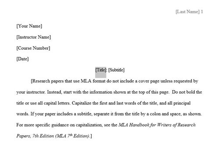 free mla format templates expinmedialab co