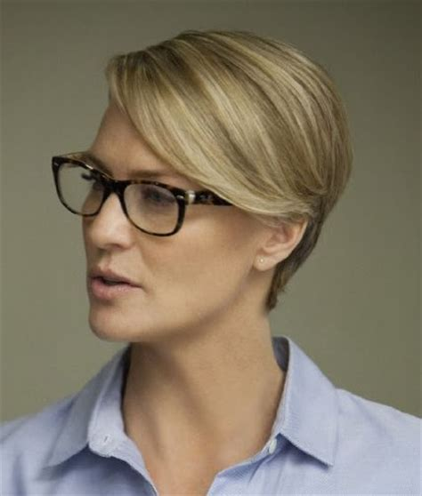 robin wright haircut adore love robin wright s hair and glasses angie pinterest