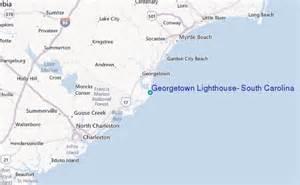 carolina lighthouse map georgetown lighthouse south carolina tide station