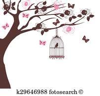 gabbia uccello uccello gabbia grafici clipart 3 162 uccello gabbia oltre