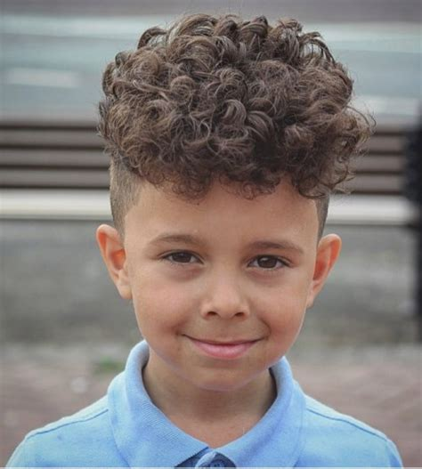 how to cut toddler boy hair curly 50 cute toddler boy haircuts your kids will love