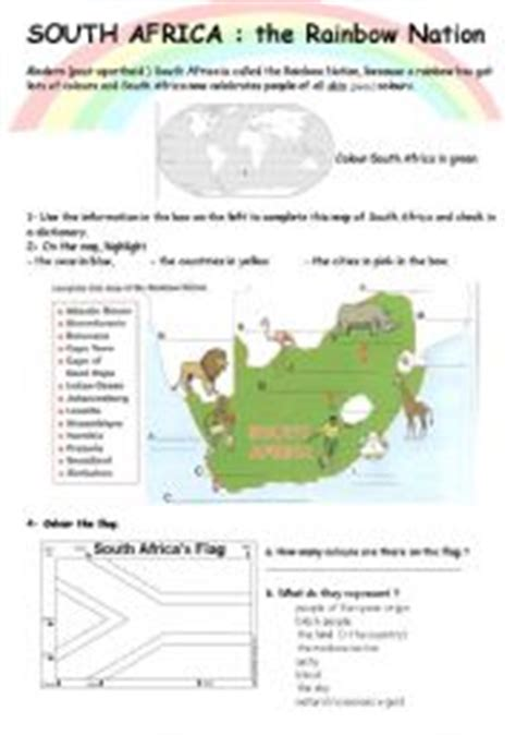 Grade 4 History Worksheets South Africa by Free Printable Grade 4 Worksheets South Africa