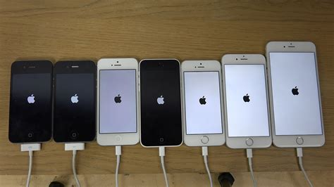 Iphone 4 4s 5 5s 6 iphone 6 plus vs 6 vs 5s vs 5c vs 5 vs 4s vs 4