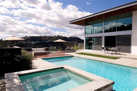 modern home design with pool modern swimming pool design contemporary lifestyle ideas