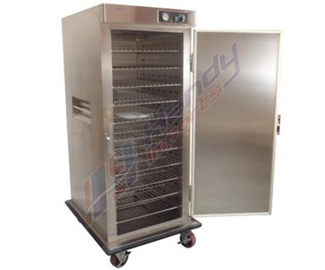 New Electric Commercial Air Cycling Food Warmer