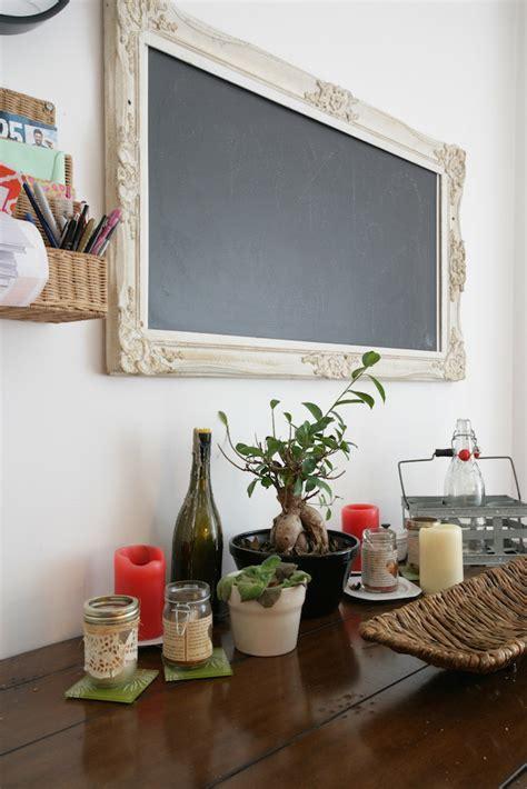 Tableau Noir Cuisine by Un Appartement Locatif Et Inventif D 233 Conome