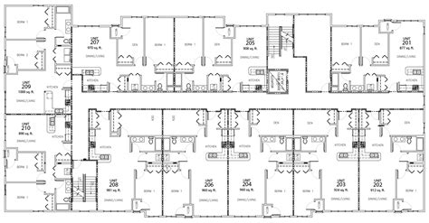 residential floor plan residential floor plans modern house