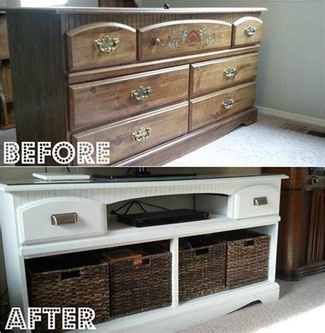 How To Repurpose A Dresser by Organized Entryways And Repurposed Dressers