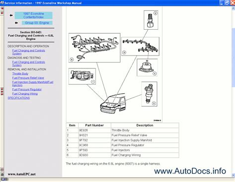 service repair manual free download 2004 ford f series engine control ford usa tis 2002 2004 workshop service manuals repair manual order download