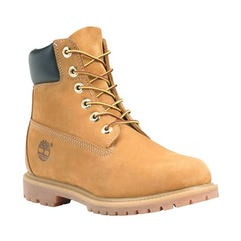 timberland boots womans timberland timberland af 6 inch premium wheat f12 10361
