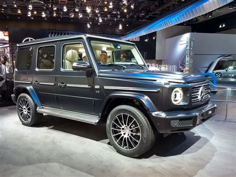 Mercedes G News by 2018 Mercedes G Class Look Review The