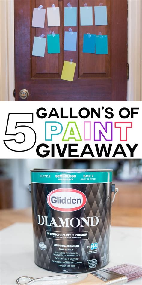 how many gallons of paint for a master bedroom