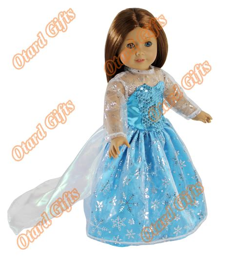 history of the frozen doll frozen doll clothes princess dress and elas sparkle
