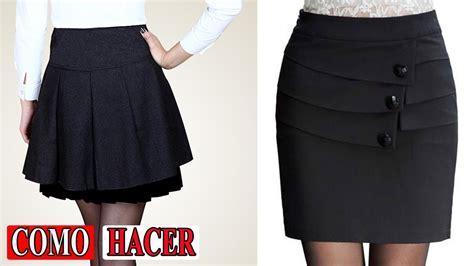 falda cortas falda negra faldas de moda falda negra corta youtube