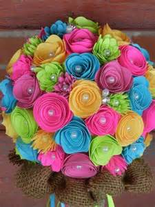 special abilities and brightly colored how to make paper flower bouquet bouquet just in five