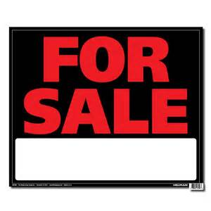 for by owner signs home depot hillman 19 x 24 jumbo sign for the home depot canada