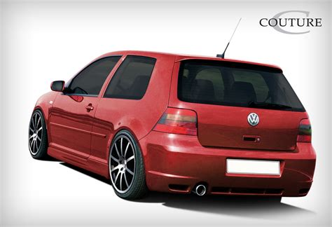 old car manuals online 2001 volkswagen golf seat position control 1999 2005 volkswagen golf couture r32 rear bumper cover single exhaust
