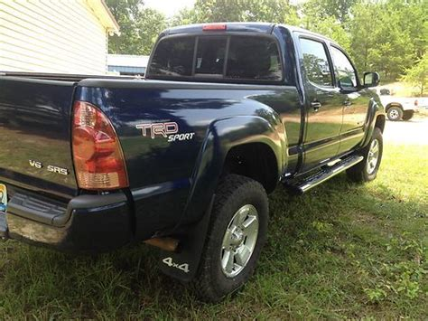 2005 Toyota Tacoma Sr5 Purchase Used 2005 Toyota Tacoma Sr5 Trd 4x4 Sport In