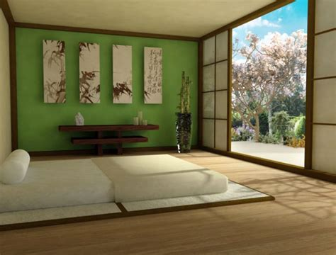 easy zen bedroom ideas  implement