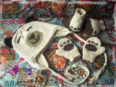 Ajeng Set by Ajeng Belajar Merajut Rajut Free Knitting Pattern