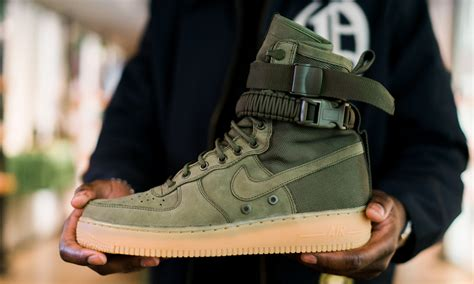 Sepatu Nike Air 1 Special Field Mid White Premium Quality a look inside toronto s nike special field air 1 launch